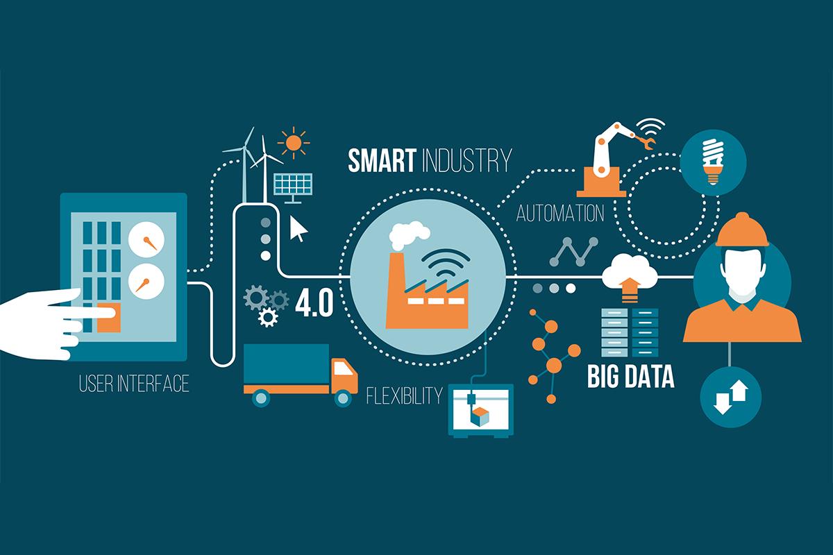 impresa 4.0 industria 4.0 digitalizzazione digitale