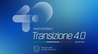 Incentivi Transizione 4.0 Digitalizzazione