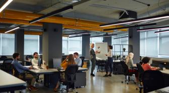 Smart workplaces ufficio prenotazione postazioni di lavoro